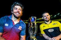160805 Super Rugby - Final Captains' Presser