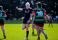 Rugby sevens. Day six of the 2019 AIMS games at Blake Park in Mount Maunganui, New Zealand on Friday, 13 September 2019. Photo: Dave Lintott / lintottphoto.co.nz