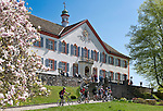 Germany, Baden-Wuerttemberg, Markgraefler Land, castle Buergeln | Deutschland, Baden-Wuerttemberg, Markgraefler Land, Schloss Buergeln