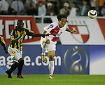 Busan I'Park (KOR) vs Al-Ittihad (KSA) during the 2005 AFC Champions League Semi-finals 1st Leg match on 28 September 2005 at Busan Asiad Stadium, Busan, Korea.