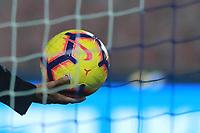 Pallone della Seria A, Ball<br /> Napoli 28-10-2018  Stadio San Paolo <br /> Football Campionato Serie A 2018/2019 <br /> Napoli - AS Roma<br /> Foto Cesare Purini / Insidefoto