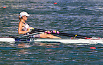 Rowing, 2011 FISA World Rowing Championships, Lake Bled, Bled, Slovenia, Europe, Rowing Canada Aviron, Canadian Women's Lightweight single, LW1x, Tracy Cameron (Shubenacadie, NS) Calgary RC,