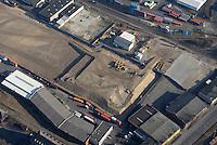 Steinwerder Hafen: EUROPA, DEUTSCHLAND, HAMBURG 28.01.2017 Steinwerder Hafen