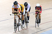 COMP 1 Men 4000m TP during the 2020 Vantage Elite and U19 Track Cycling National Championships at the Avantidrome in Cambridge, New Zealand on Sunday, 26 January 2020. ( Mandatory Photo Credit: Dianne Manson )