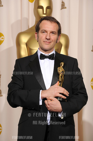 Philippe Pollett-Villard at the 80th Annual Academy Awards at the Kodak Theatre, Hollywood..February 24, 2008 Los Angeles, CA.Picture: Paul Smith / Featureflash