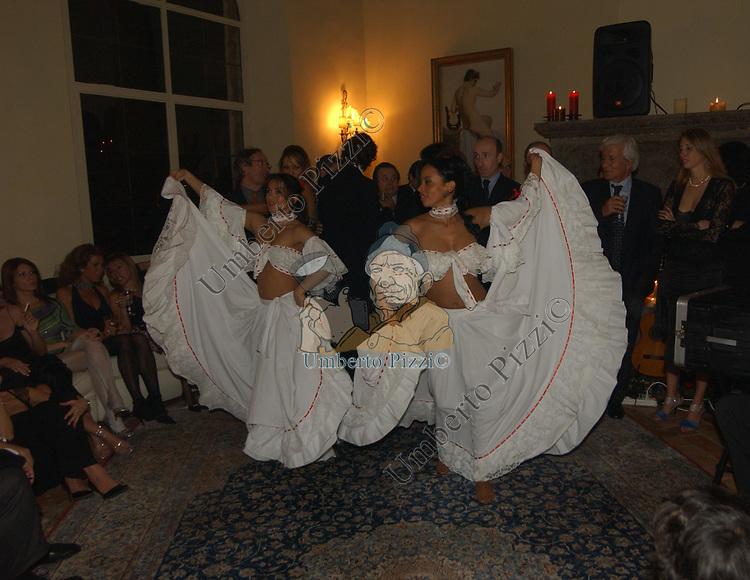 FESTA BONIFATI <br /> VILLA COLONNA AL QUIRINALE ROMA 2003