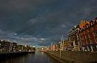 Aug. 30, 2012; River Liffey, Dublin, Ireland..Photo by Matt Cashore/University of Notre Dame