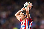 Filipe Luis of Atletico de Madrid in action during their 2016-17 UEFA Champions League match between Atletico Madrid and FC Rostov at the Vicente Calderon Stadium on 01 November 2016 in Madrid, Spain. Photo by Diego Gonzalez Souto / Power Sport Images