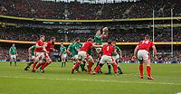 Saturday 8th February 2020 | Ireland vs Wales<br /> <br /> James Ryan during the 2020 6 Nations Championship   clash between Ireland and Wales at he Aviva Stadium, Lansdowne Road, Dublin, Ireland. Photo by John Dickson / DICKSONDIGITAL