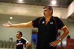 Velimir Perasovic. FC Barcelona Regal vs Valencia Basket: 66-68.