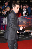 """Sam Rockwell<br /> arriving for the London Film Festival 2017 closing gala of """"Three Billboards"""" at Odeon Leicester Square, London<br /> <br /> <br /> ©Ash Knotek  D3337  15/10/2017"""