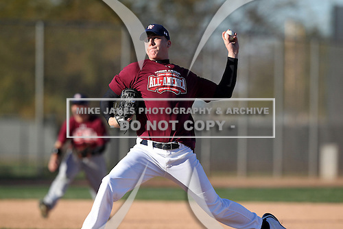 Paul Pappaceno during the Under Armour Pre-Season All-American Tournament at Kino Sports Complex on January 15, 2011 in Tucson, Arizona.  (Copyright Mike Janes Photography)