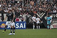 Sao Paulo (SP), 02/02/2020 - Corinthians-Santos - Janderson marca segundo gol e recebe o segundo cartao amarelo e foi expulso. Corinthians e Santos, durante partida valida pela quarta rodada do campeonato paulista 2020, na Arena Corinthians, zona leste da capital, na manha deste domingo (02). (Foto: Ale Frata/Codigo 19/Codigo 19)