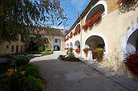Goldmark House - Bithplace of composer Karoly Goldmark in 1830 - Keszthely, Lake Balaton, Hungary