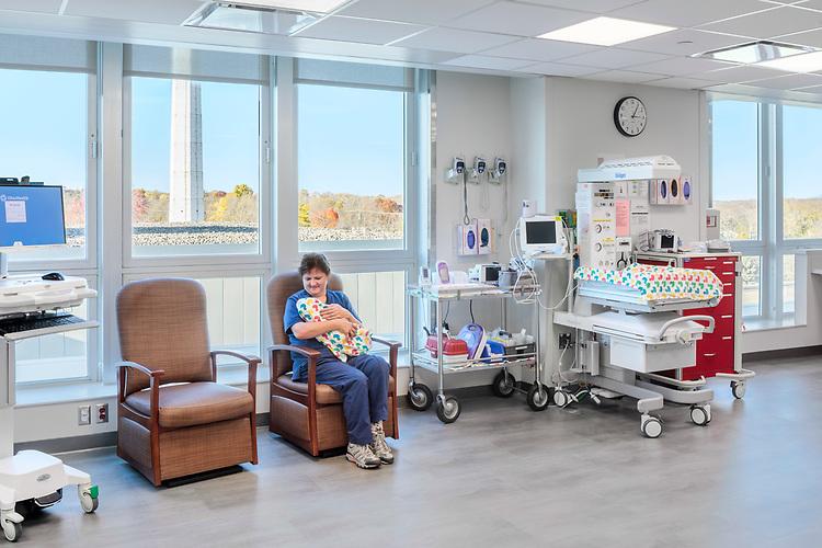 OhioHealth Riverside Methodist Hospital NWCH 5th Floor NICU | DesignGroup