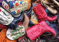 Barrel of Boots