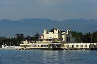 Fischer in  Mondello, Sizilien, Italien