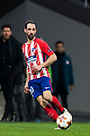 Juan Francisco Torres Belen, Juanfran, of Atletico de Madrid in action during the UEFA Europa League 2017-18 Round of 32 (2nd leg) match between Atletico de Madrid and FC Copenhague at Wanda Metropolitano  on February 22 2018 in Madrid, Spain. Photo by Diego Souto / Power Sport Images