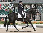 30 September 2010. #573 FRH Ingrid Klimke and FRH Butts Abraxxas from Germany.