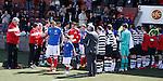 270413 East Stirling v Rangers
