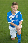 St Johnstone Academy Under 14's…2016-17<br />Jamie Oswald<br />Picture by Graeme Hart.<br />Copyright Perthshire Picture Agency<br />Tel: 01738 623350  Mobile: 07990 594431