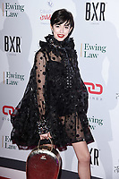 Chanel Joan Elkayam<br /> arriving for the Float Like a Butterfly Ball 2019 at the Grosvenor House Hotel, London.<br /> <br /> ©Ash Knotek  D3536 17/11/2019