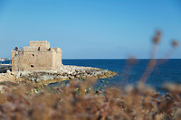 Paphos Castle in Cyprus