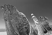 Totems - St Maurice - Ile des Pins