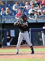 Yolbert Sanchez - Chicago White Sox 2020 spring training (Bill Mitchell)