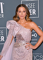 SANTA MONICA, USA. January 12, 2020: Kate Beckinsale at the 25th Annual Critics' Choice Awards at the Barker Hangar, Santa Monica.<br /> Picture: Paul Smith/Featureflash