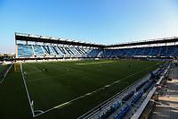 SAN JOSE, CA - SEPTEMBER 16: Earthquakes Stadium before a game between Portland Timbers and San Jose Earthquakes at Earthquakes Stadium on September 16, 2020 in San Jose, California.
