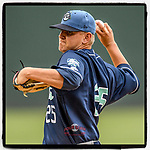 #OTD On This Day, June 1, 2018, pitcher Will Gaddis of the Asheville Tourists struck out six over 6 innings in a game against the Greenville Drive at Fluor Field at the West End in Greenville, South Carolina. Gaddis was a 2017 third-round pick of the Rockies out of Furman University. He remains in the Colorado organization. (Tom Priddy/Four Seam Images) #MiLB #OnThisDay #MissingBaseball #nobaseball #stayathome #minorleagues #minorleaguebaseball #Baseball #SallyLeague #AloneTogether