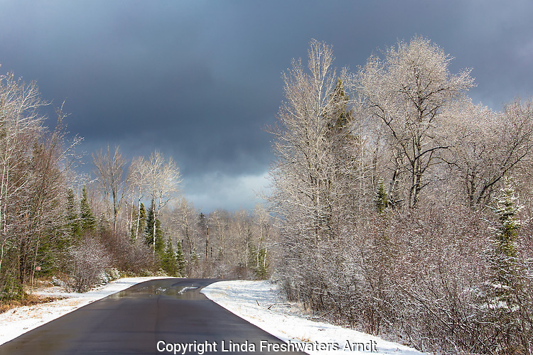 Stormy weather in Wisconsin
