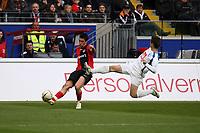 Martin Fenin (Eintracht) gegen Philipp Boenig (Bochum)<br /> Eintracht Frankfurt vs. VfL Bochum, Commerzbank Arena<br /> *** Local Caption *** Foto ist honorarpflichtig! zzgl. gesetzl. MwSt. Auf Anfrage in hoeherer Qualitaet/Aufloesung. Belegexemplar an: Marc Schueler, Am Ziegelfalltor 4, 64625 Bensheim, Tel. +49 (0) 6251 86 96 134, www.gameday-mediaservices.de. Email: marc.schueler@gameday-mediaservices.de, Bankverbindung: Volksbank Bergstrasse, Kto.: 151297, BLZ: 50960101