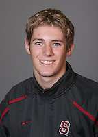 STANFORD, CA - OCTOBER 7:  Bret Baumbach of the Stanford Cardinal during wrestling picture day on October 7, 2009 in Stanford, California.