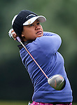 Rungthiwa Pangjan of Thailand in action during the Hyundai China Ladies Open 2014 on December 12 2014 at Mission Hills Shenzhen, in Shenzhen, China. Photo by Xaume Olleros / Power Sport Images