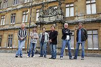 PHOTO ©  Stephen Daniels .<br /> Kenny Jones &The Jones Gang, Highclere Castle
