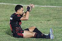 Saquarema (RJ), 27/03/2021 - Boavista-Flamengo - Matheuzinho jogador do Flamengo,durante partida contra o Boavista,válida pela 6ª rodada da Taça Guanabara,realizada no Estádio  Elccyr Resende,distrito de Bacaxá,Saquarema (RJ),neste sábado (27).