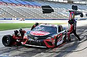 #95: Christopher Bell, Leavine Family Racing, Toyota Camry Rheem