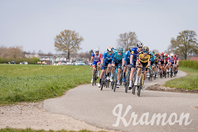 tempo<br /> <br /> 55th Amstel Gold Race 2021 (1.UWT)<br /> 1 day race from Valkenburg to Berg en Terblijt; raced on closed circuit (NED/217km)<br /> <br /> ©kramon