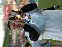 Steve Sampson, L.A. Galaxy vs Colorado Rapids, L.A. won 3-2.5/8/05
