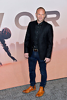 """LOS ANGELES, CA: 05, 2020: Andrew Howard at the season 3 premiere of HBO's """"Westworld"""" at the TCL Chinese Theatre.<br /> Picture: Paul Smith/Featureflash"""
