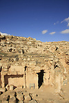 Judea, Herodion, built by Herod the Great as a fortified palace, the Roman bath house