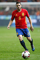Spain's Koke Resurreccion during FIFA World Cup 2018 Qualifying Round match. March 24,2017.(ALTERPHOTOS/Acero) /NortePhoto.com