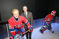 April 2013 File Photo - Grevin Museum in Montreal