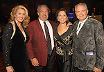From left: Kimberly and Frank DeLape with Aimee and Roy Marsh at the 23rd Annual Celebrity Paws Gala benefitting Citizens for Animal Protection's Shelter and Pet Adoption Center at the Hilton Americas Hotel Saturday Nov. 21,2009. (Dave Rossman/For the Chronicle)