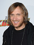 David Guetta attends the 102.7 KIIS FM'S Jingle Ball 2011 held at The Nokia Theater Live in Los Angeles, California on December 03,2011                                                                               © 2011 DVS / Hollywood Press Agency