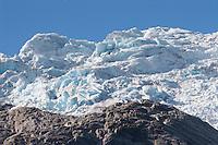Supphella, Gletscher, Festlandsgletscher, Eis, Jostedalsbreen, Jostetal, Jostedalsbreen-Nationalpark, Nationalpark, Norwegen. Jostedal Glacier, glacier, ice, Norway