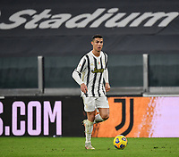 Football Soccer: Tim Cup Semi Finals second leg Juventus vs InternazionaleMilan, Allianz Staium Stadium in Turin, on February 9, 2021.<br /> Juventus' Cristiano Ronaldo in action during the Italian Tim Cup Semi Final match between Juventus vs InterMilan at Allianz Stadium in Turin, on February 9, 2021.<br /> UPDATE IMAGES PRESS/Isabella Bonotto