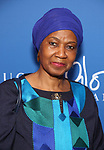 """Phumzile Mlambo-Ngeuka attends the Opening Night Performance After Party for """"Gloria: A Life"""" on October 18, 2018 at the Gramercy Park Hotel in New York City."""